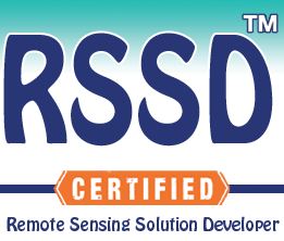 3- Remote Sensing Solution Developer Certificate.. RSSD™ (includes 3 short courses).