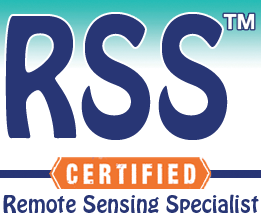 1- Remote Sensing Specialist Certificate.. RSS™ (includes 9 short courses).