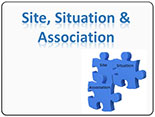 Site, Situation and Association