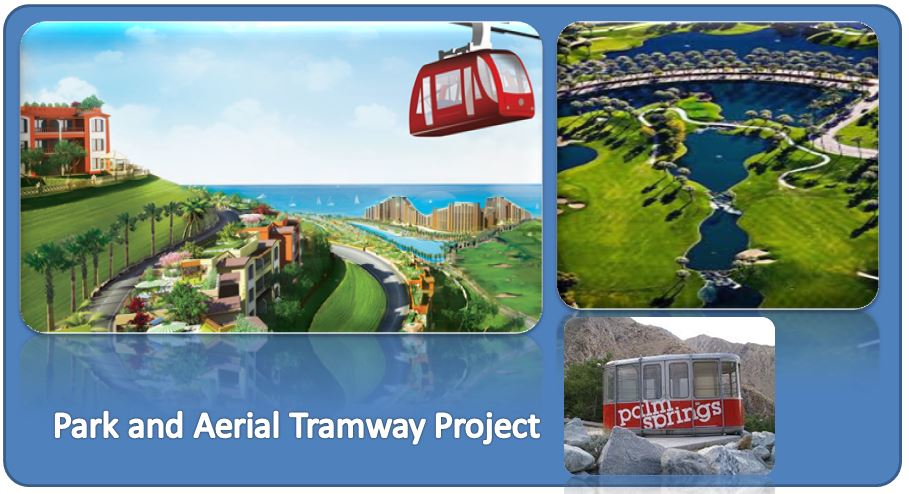 Park And Aerial Tramway Project
