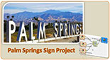 The Palm Springs Sign Project