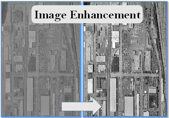 Satellite Images Enhancement Training Course & tutorial (Using ERDAS IMAGINE)