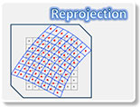 Reprojection