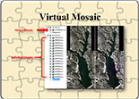 Create a Virtual Mosaick